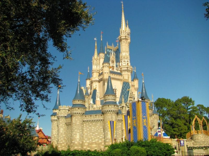 disney world in Orlando