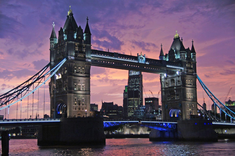 Spending a Weekend in London Bucket List
