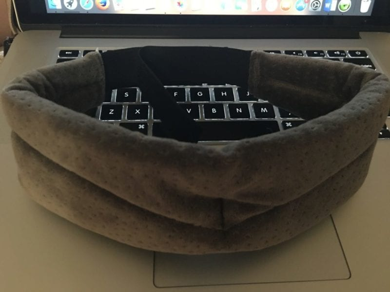 Tempur Sleep Mask - Perfect Travel Accessory