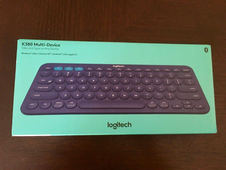 Logitech K380 – Wireless keyboard Review