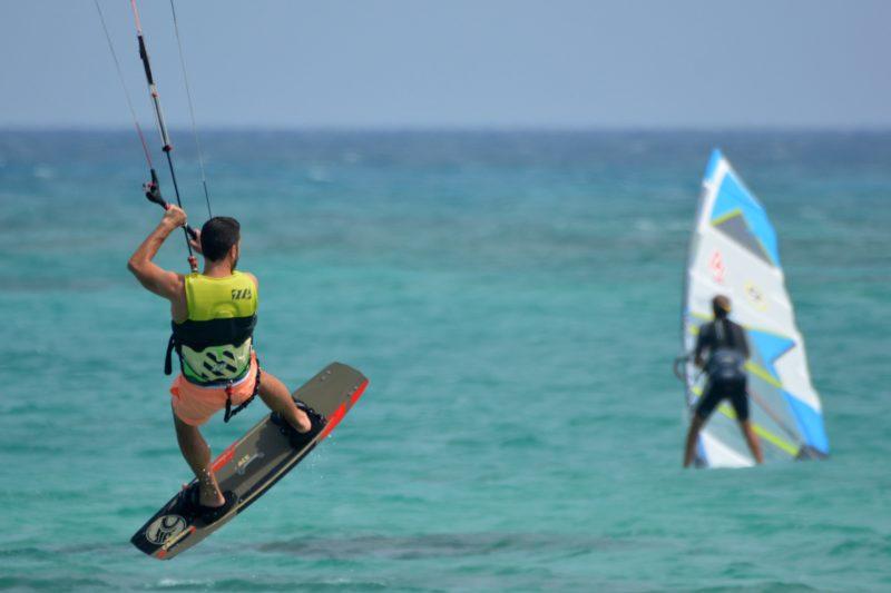 Windsurfing 101
