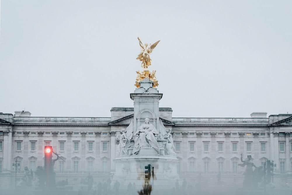 Cheapest Hotels Near Buckingham Palace