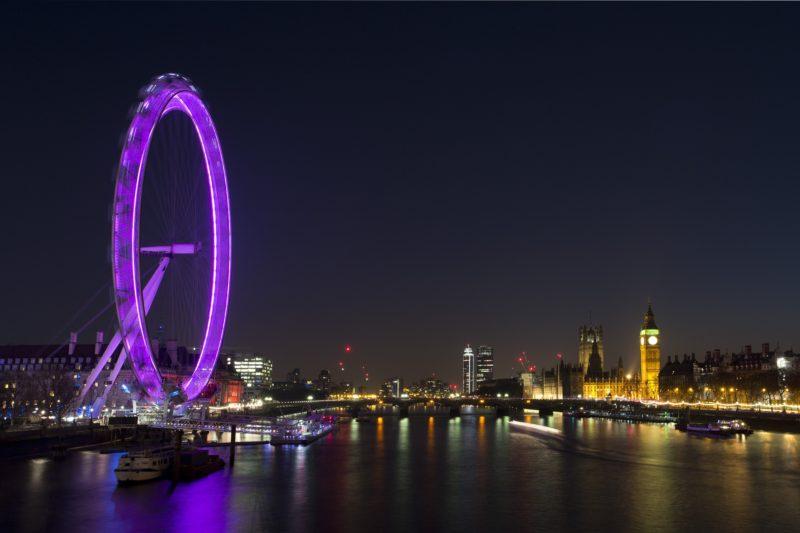 Ben Big and London Eye