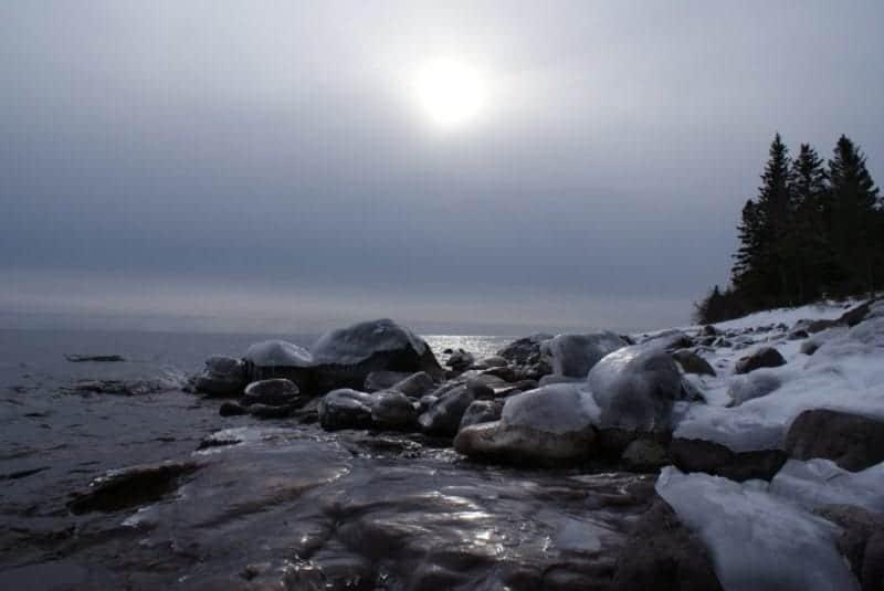 Minnesota, Wisconsin and Michigan: Lake Superior