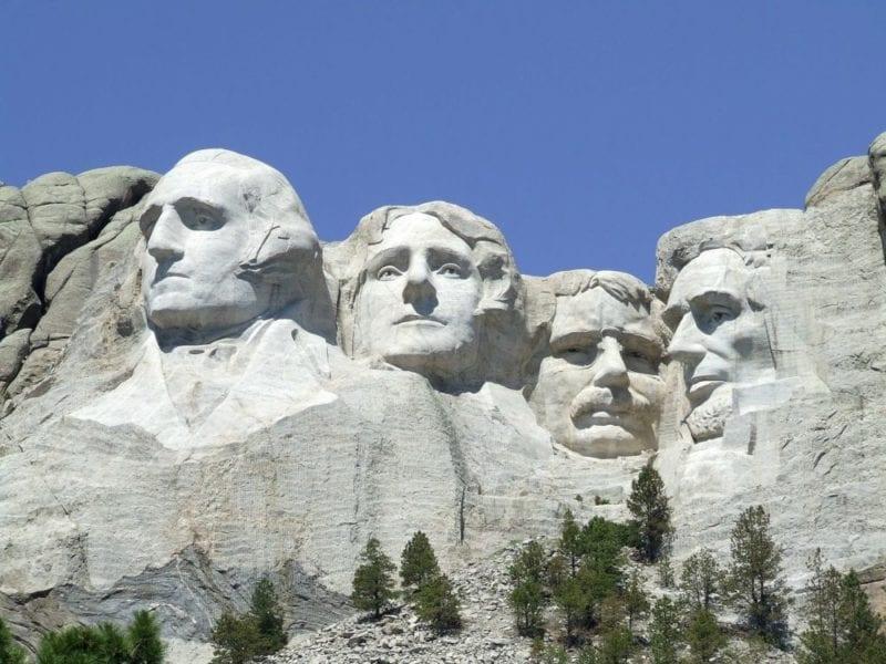 South Dakota: Mount Rushmore