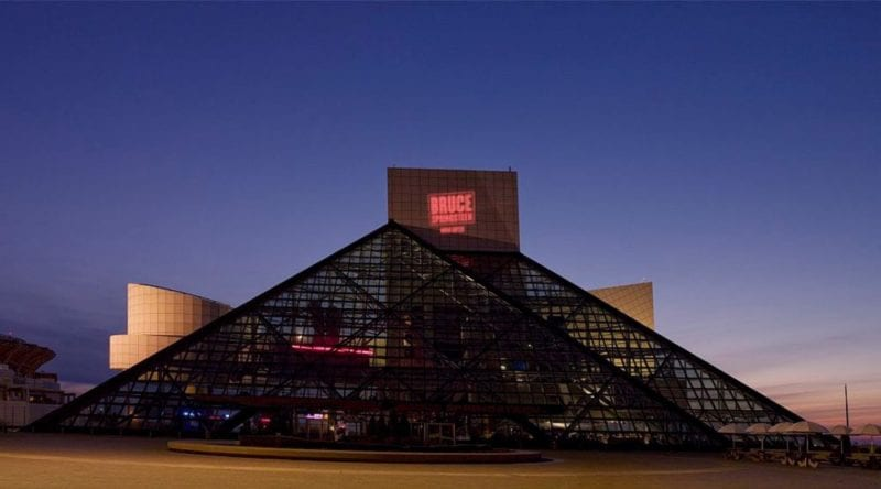 Ohio: The Rock and Roll Hall of Fame