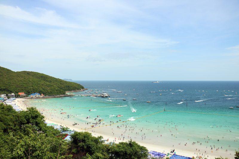 The Top Secret Beaches in Pattaya, Thailand
