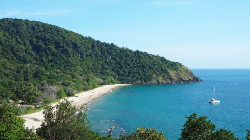 Where to stay Ko lanta