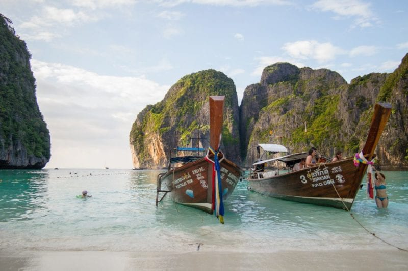 Where to stay Phi Phi