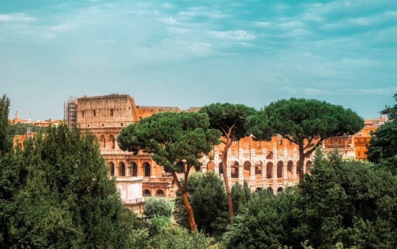 Attractions for Art Lovers in Rome
