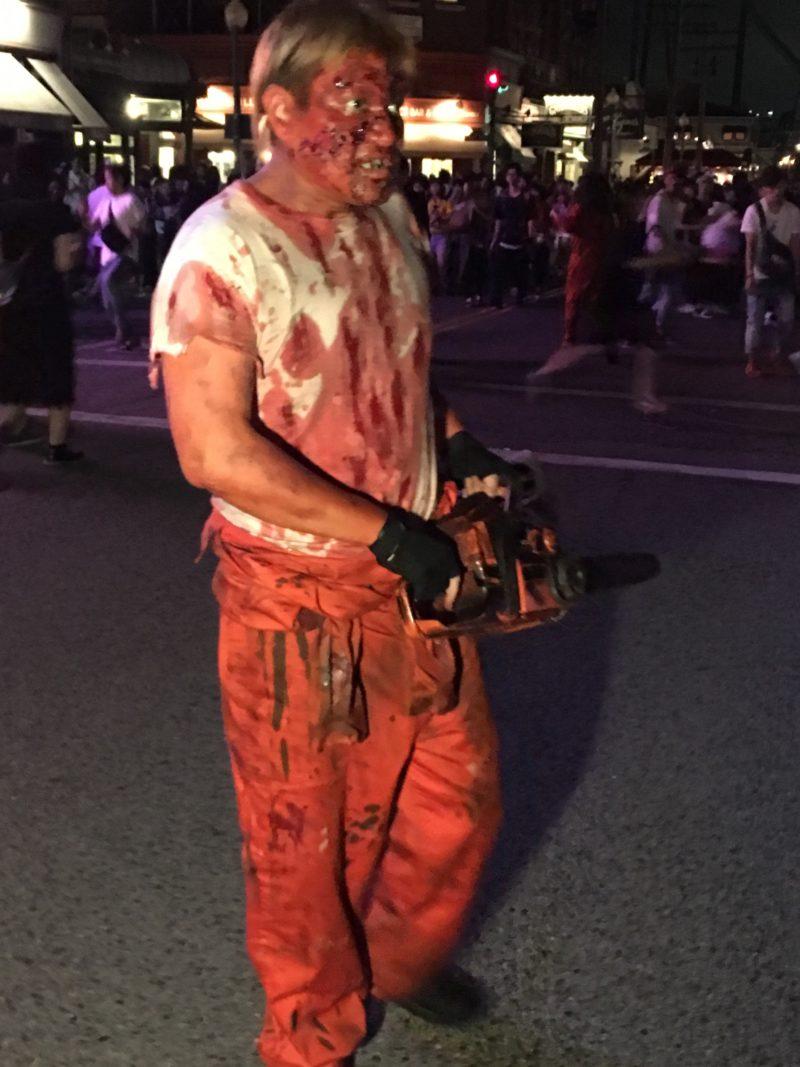 Zombie Walk Universal Studios Japan