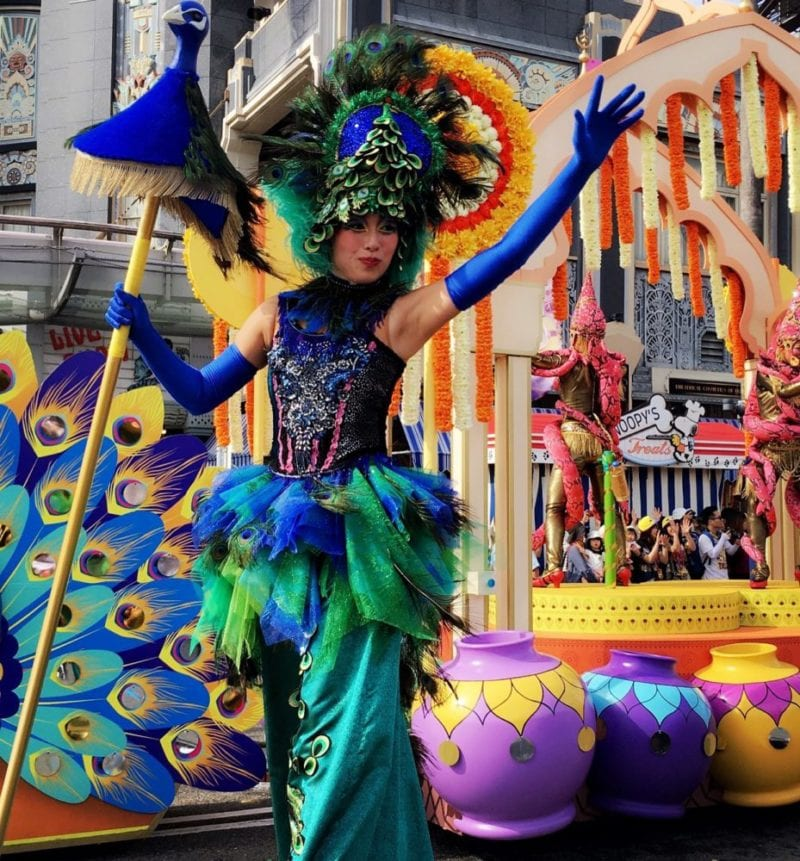 Parade Universal Studios Japan