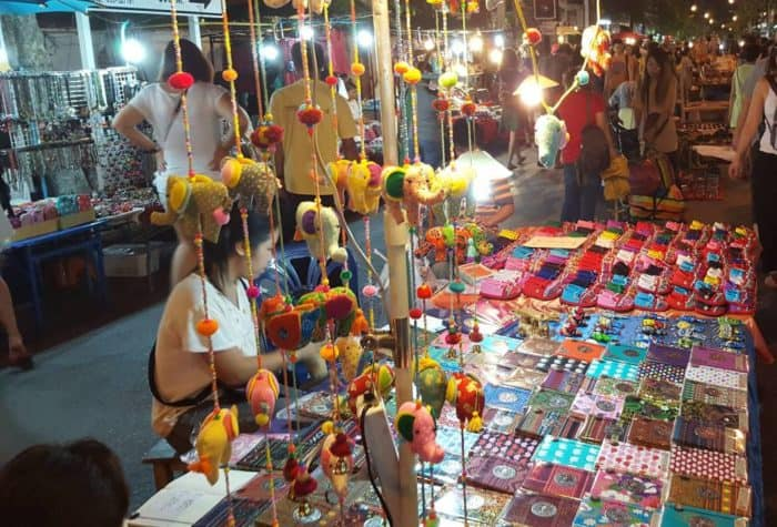 Sunday Night Walking Street Market