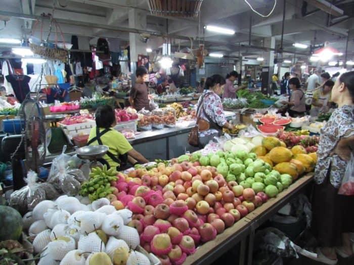 Chiang Mai Gate Market