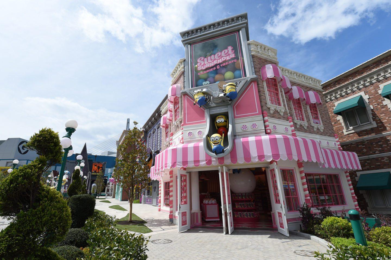 Sweet Surrender at Minion Park Universal Studio Japan