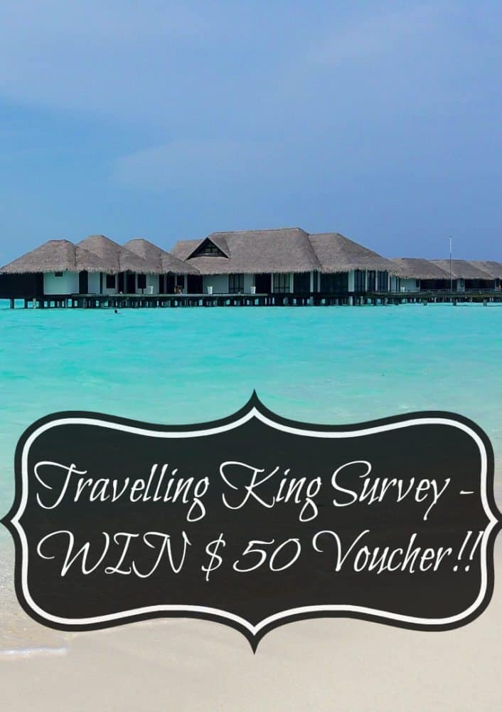 Travelling king Survey 2017