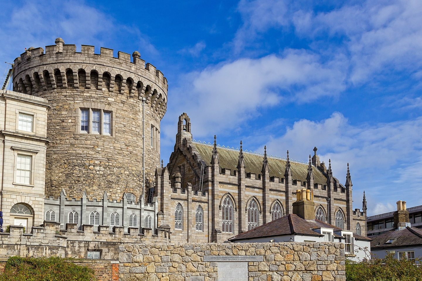 48 hours in Dublin - Dublin Castle