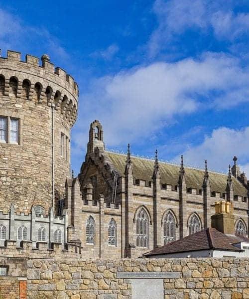 48 hours in Dublin - Dublin Castle