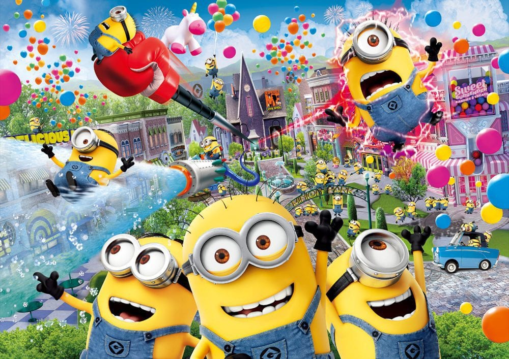 Ultimate Guide to Minions, Harry Potter and Halloween at Universal Studios Japan in Osaka