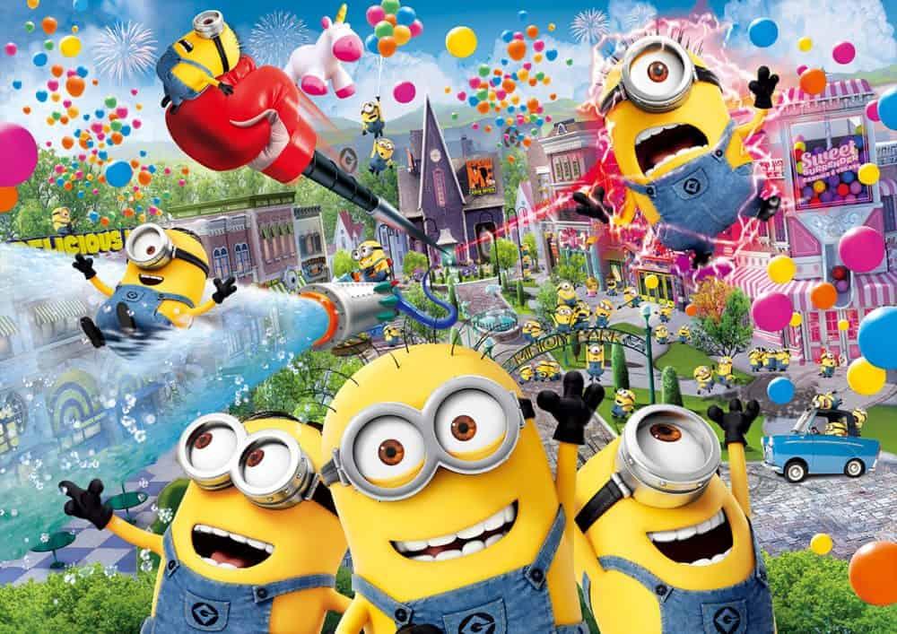 Minions Universal Studios Japan