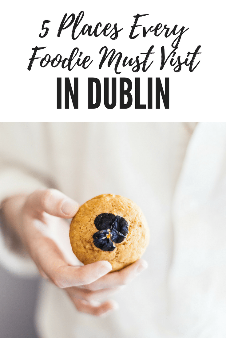 5 Places Every Foodie Must Visit in Dublin. The city is going through a food revolution, from Michelin stars restaurants, to your new brunch site popping up, be prepared to have your taste buds blown. When it comes to food, Dublin is the place where you want to be.