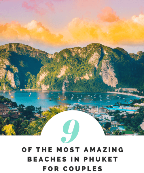 9 of the Most Amazing Beaches in Phuket for Couples. With more than 30 glorious beaches fringing its borders, Phuket is almost synonymous with a life of sun, sand and sea. Whether you want to sunbathe in isolation, pack a picnic, swim in crystal clear waters, witness stunning corals, pamper yourself with a beach massage or just escape the crowds, here are 9 of the best beaches in Phuket for couples.