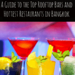 A Guide to the Top Rooftop Bars and Hottest Restaurants in Bangkok. Bangkok has an incredible bar and restaurant scene, from small niche bars to restaurants. Lately rooftop bars and rooftop dinning in Bangkok have been become increasingly popular, and why not, set against beautiful skyline, these gorgeous establishments are a great way to spend a night with friends, family or your significant other.