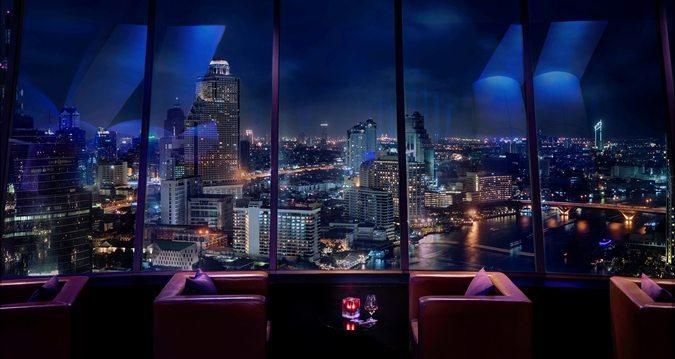 Three Sixty - Millennium Hilton Bangkok