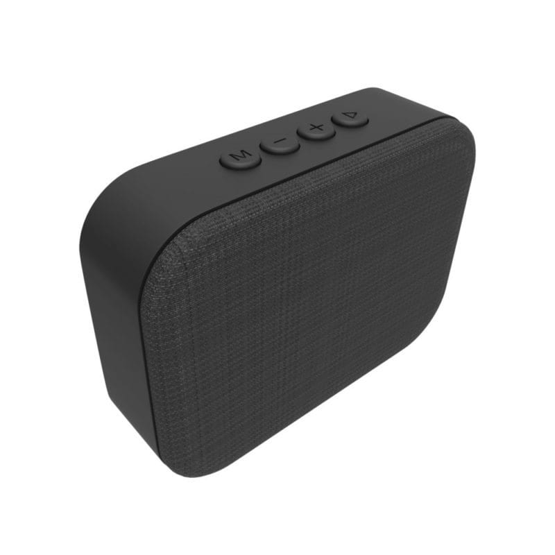Laser Small Fabric BT Speaker