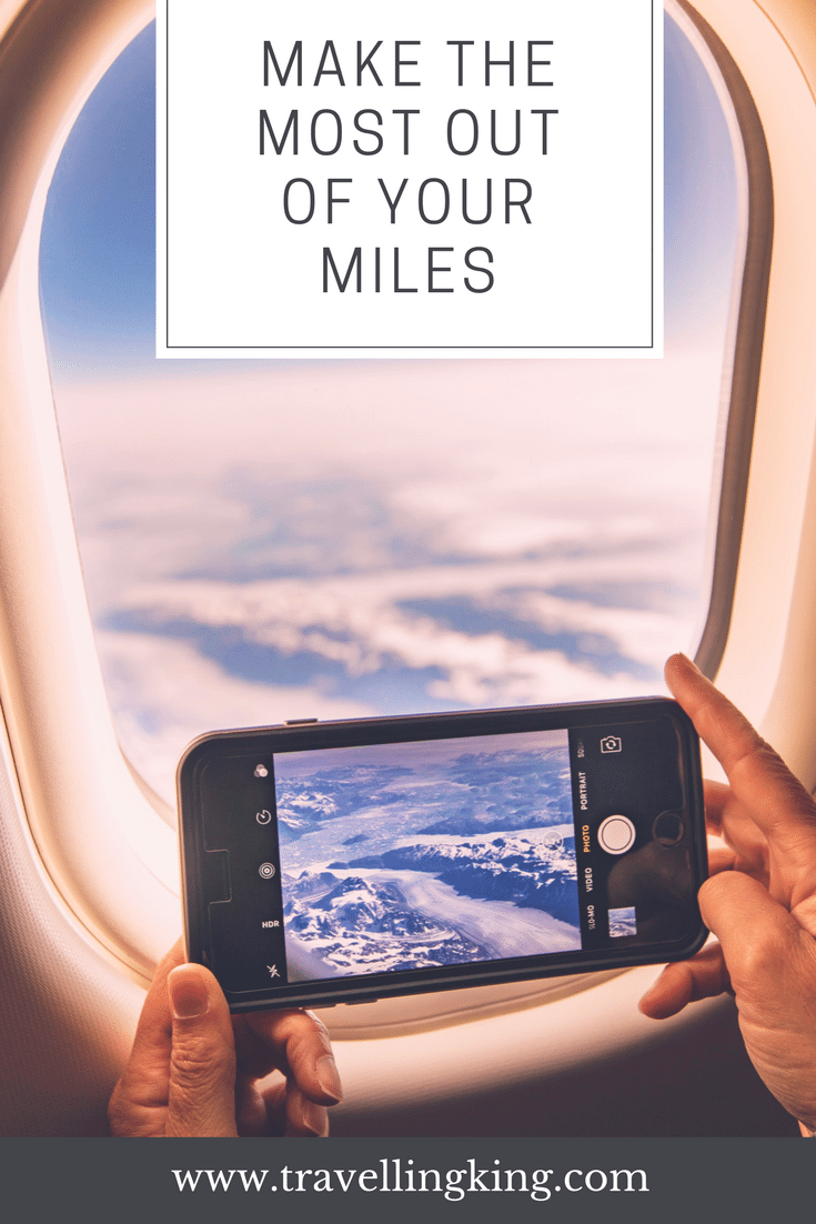 Make the Most Out of Your Miles – Frugalist 10-Point Travel Guide