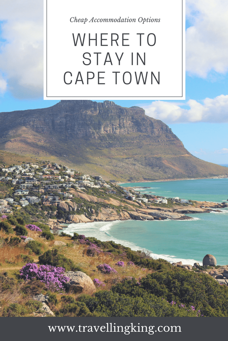 Where to Stay in Cape Town including Cheap Accommodation Options. With such an influx of large scale tourism, it can get difficult to decide exactly where to stay in Cape Town and find cheap accomodations in Cape Town can be difficult!.
