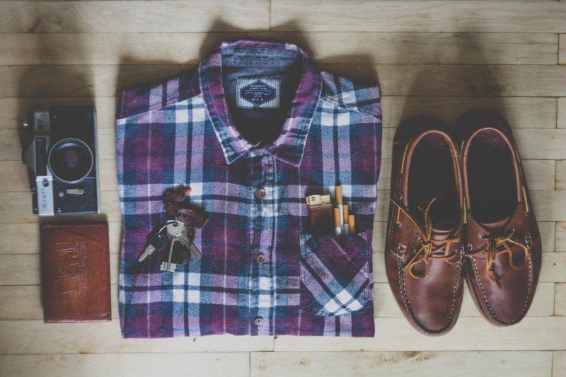 Mens fashion and travel