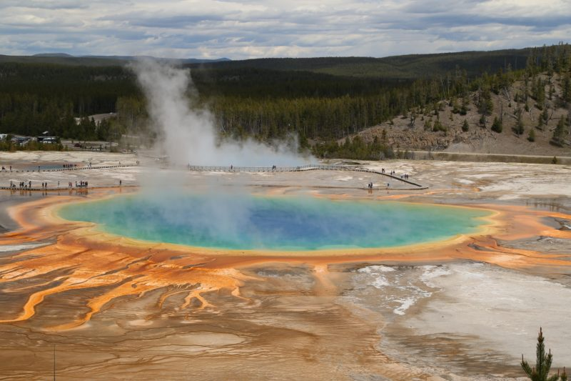 Yellowstone National Park on a Budget