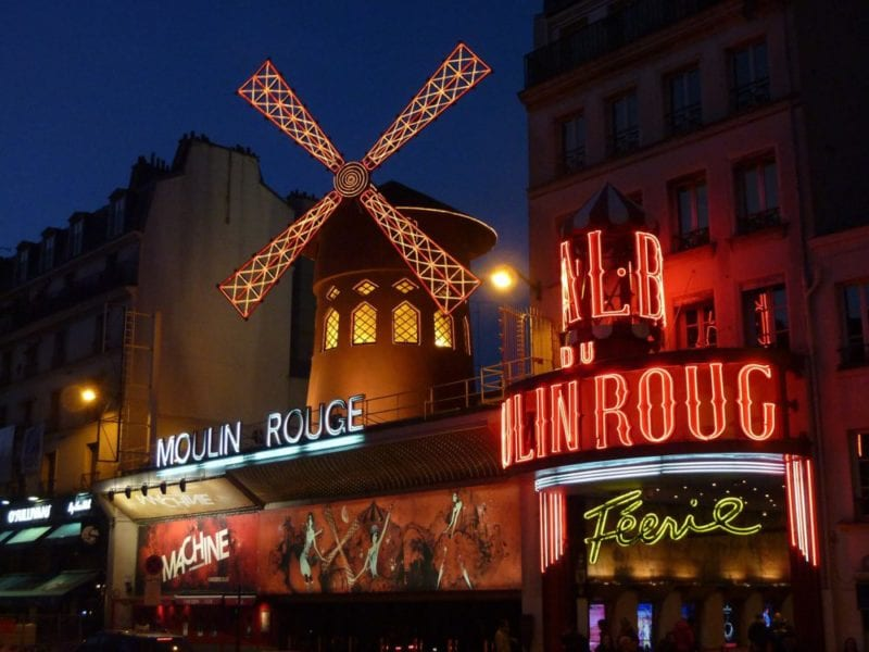 moulin rouge paris - Where to stay in Paris – Close to Famous attractions