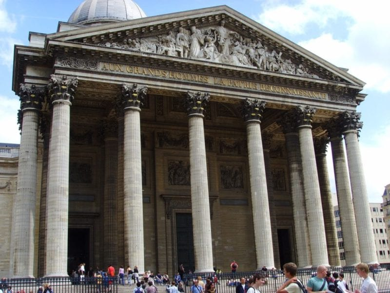 pantheon Paris - Where to stay in Paris – Close to Famous attractions