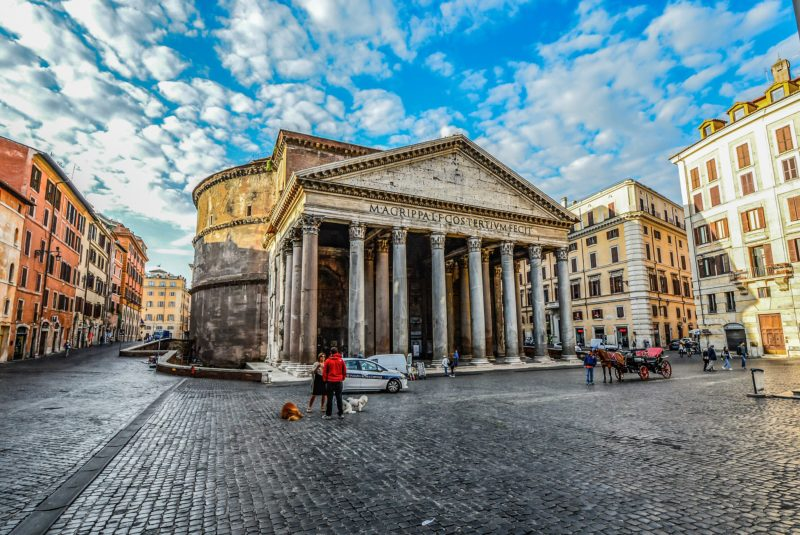 Pantheon - Where to Stay in Rome – Close to Famous Attractions
