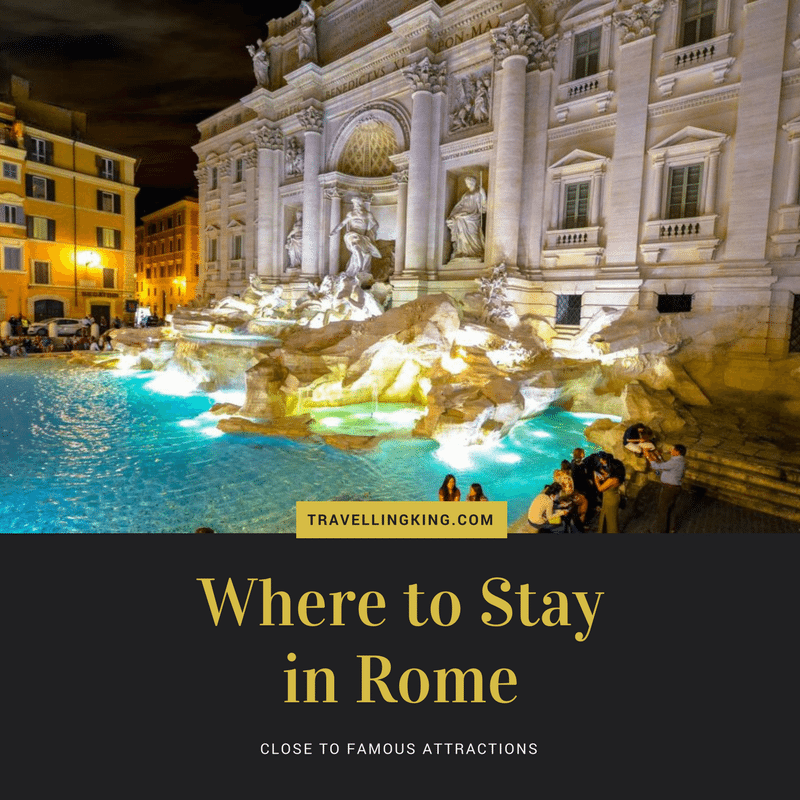 Hotels Close To Trevi Fountain Rome