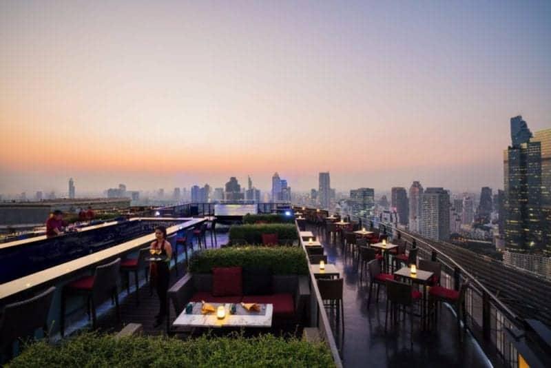 Zoom Sky Bar at Anantara Sathorn