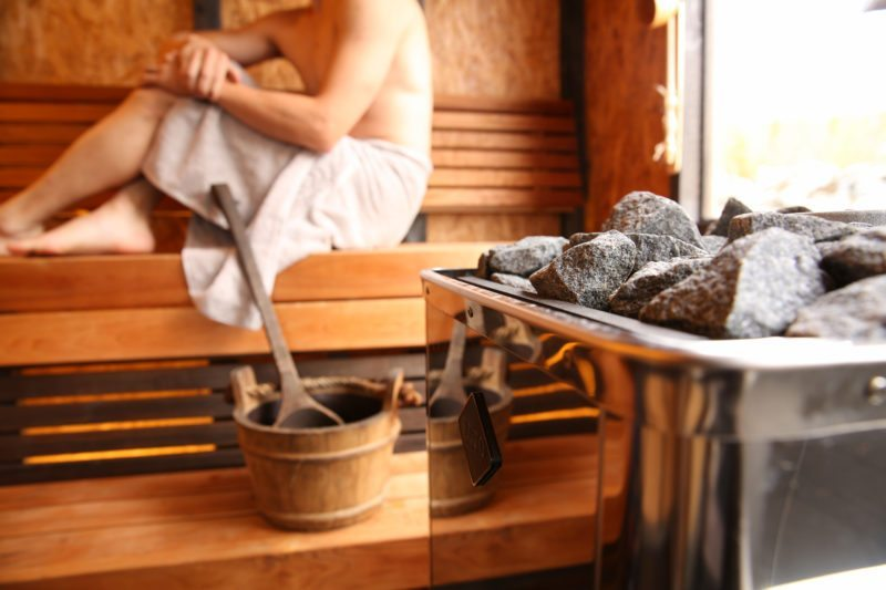 Experience Finnish Sauna by the sea