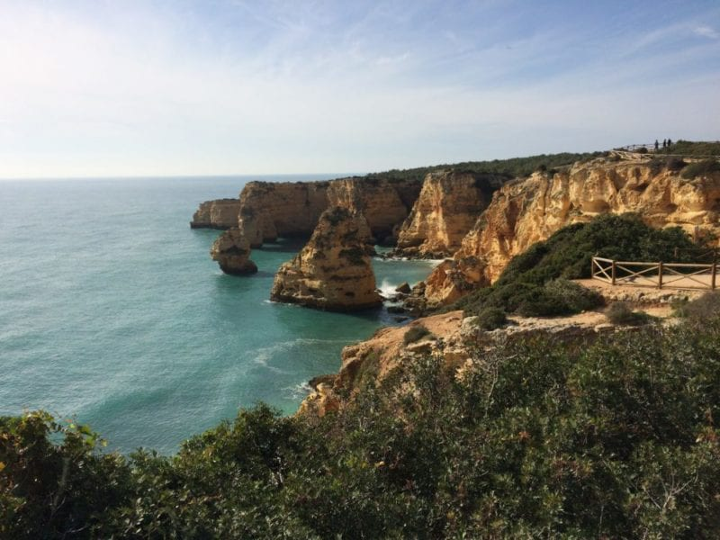 Hiking Algarve