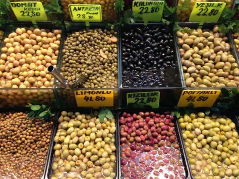 Istanbul Olives