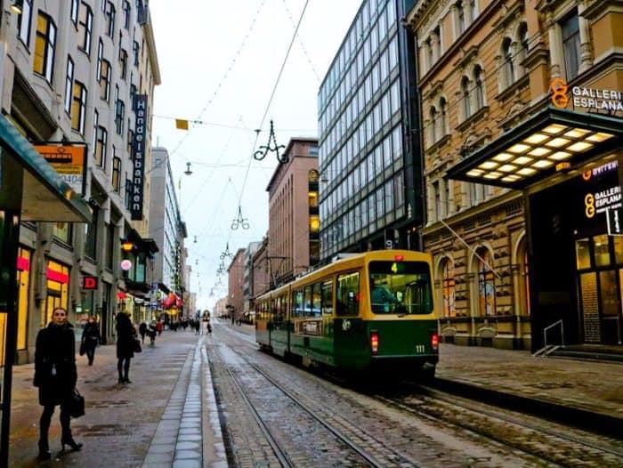 Ride Helsinki Trams