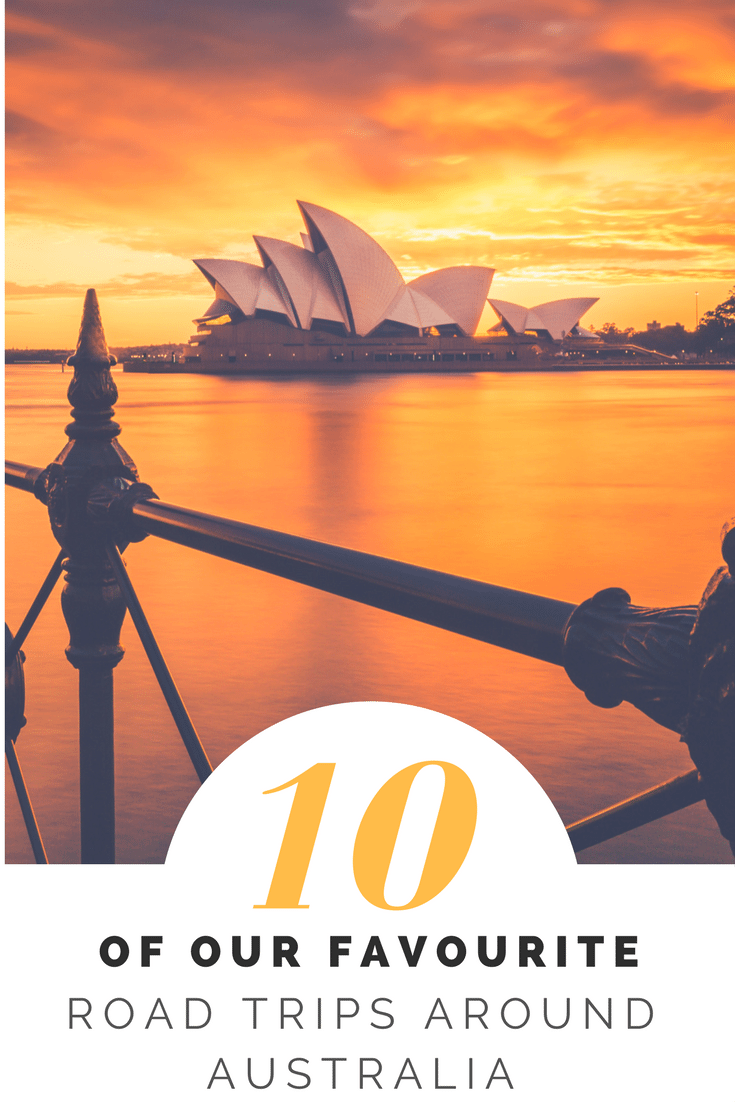 """3 of our Favourite Road Trips around Australia. From stunning coastline roads to the stark and somewhat overwhelming desert landscapes in the centre of the country, there's certainly a lot to see. There are plenty of """"classic Aussie road trip"""" ideas for those who live in Australia however for travellers I'd recommend focusing on a major landmarks that interest you."""