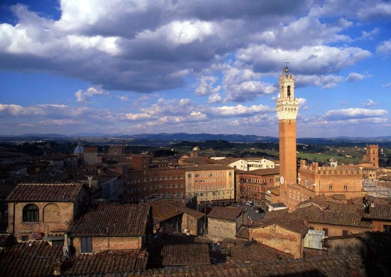 Siena in Tuscany on a Budget
