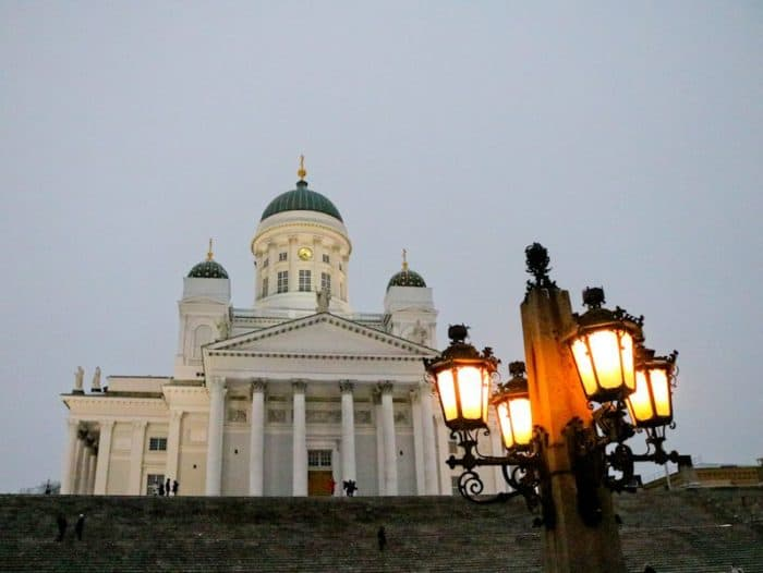 The Lutheran Cathedral-My Travel Diary
