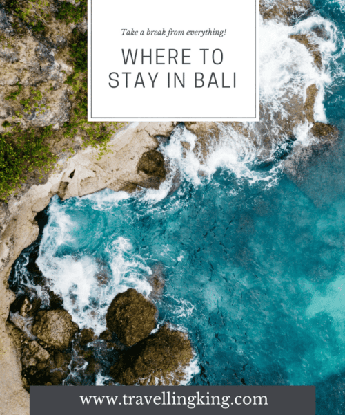 Where to stay in Bali Indonesia - Sit back and Relax or Party hard!