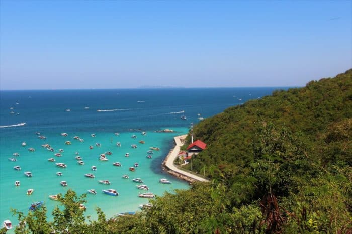 Where to stay in Pattaya – Party Central or Cool Calm and Relaxed