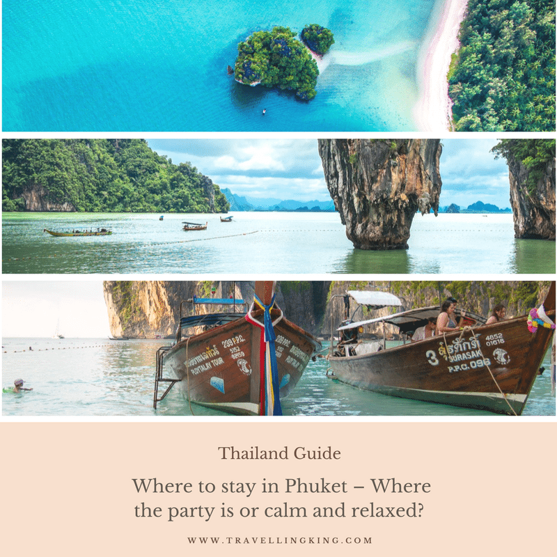 where to stay in phuket thailand for every traveller a
