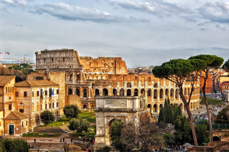Things to do in Rome - Colosseum
