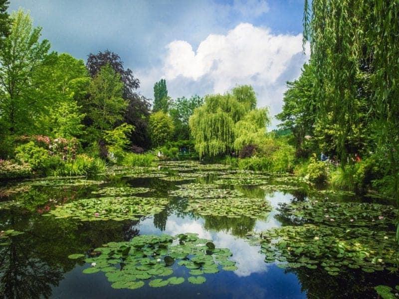 Giverny Gardens Paris